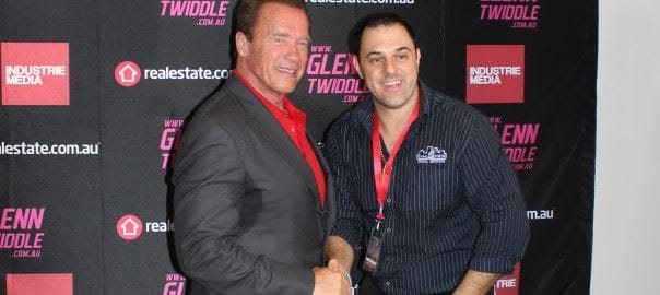 Call2View's exclusive one-on-one with Arnold Schwarzenegger